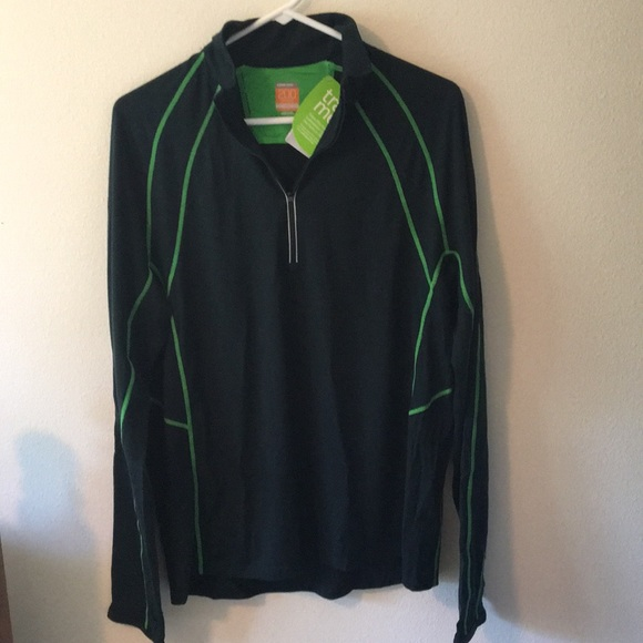 37be30b9ef Icebreaker Shirts | Gt Mens Running Quarter Zip | Poshmark